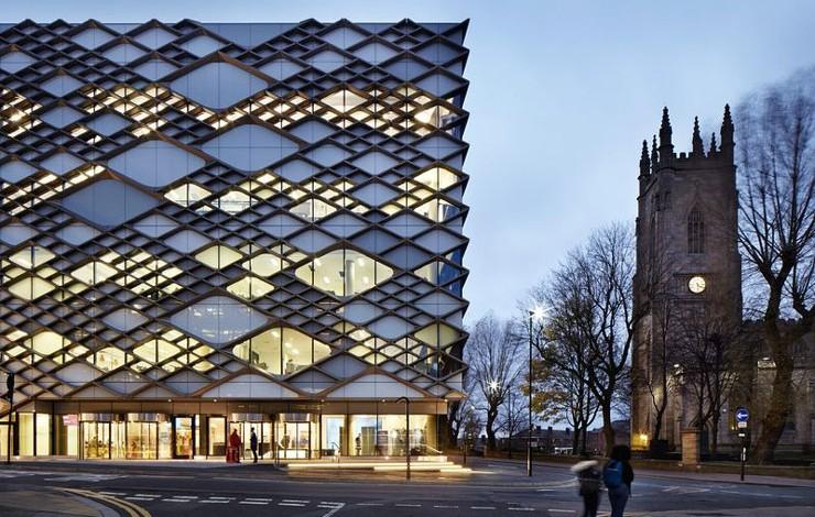 University of Sheffield, The Diamond Building